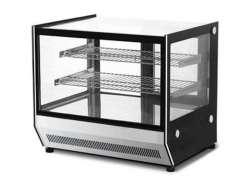 Βιτρίνα επιτραπέζια ψυχόμενη 1200x530x730mm LX1200 210lt