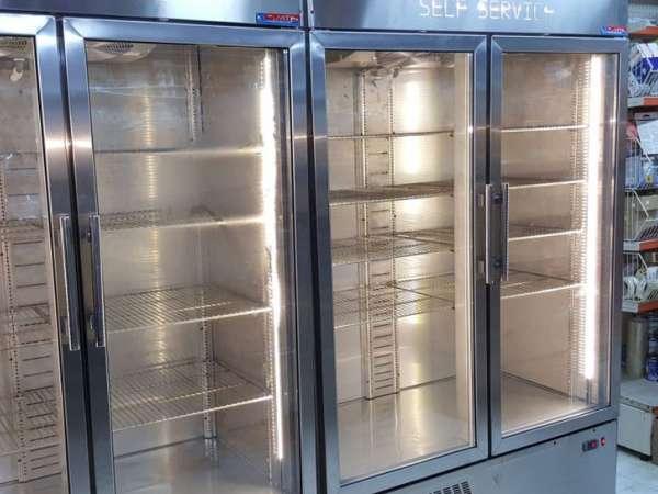 Ψυκτικοί Θάλαμοι - Ψυγεία Βιτρίνες